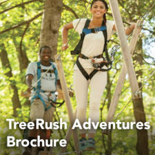TreeRush Adventures Brochure