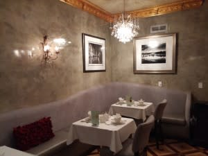 Dining Room Hotel 1110