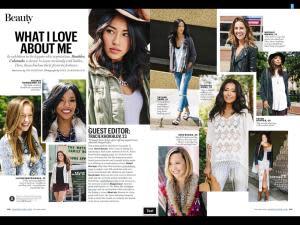 Marie Claire Magazine