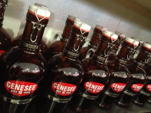 Growlers at Genesee Brew House