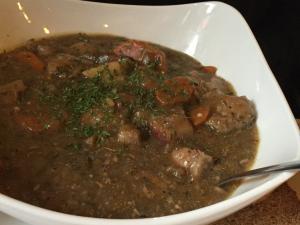 Molly Malone's Lamb Stew