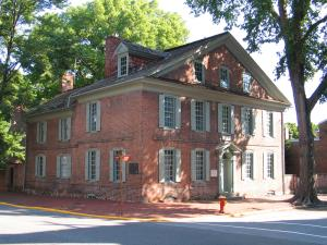 Amstel House, Historic New Castle, Delaware