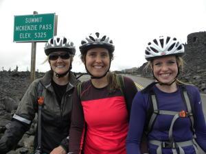 McKenzie Pass Scenic Bikeway 2013