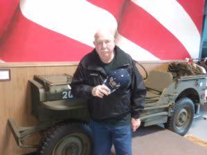 Darryl Parsons - Courtesy of the Oregon Coast Military Museum