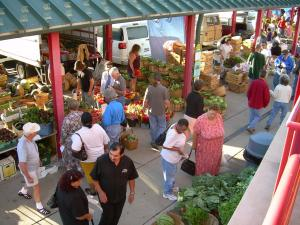 Farmers Market North Market