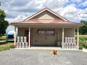 Star Cider exterior