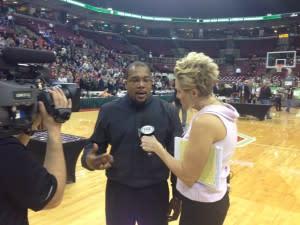 Basketball Interview