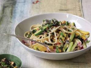 Recipe: Des Moines Farmers Market Pasta