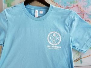 Lake Norman T-Shirt, teal