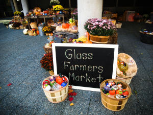 Glass Farmers Market
