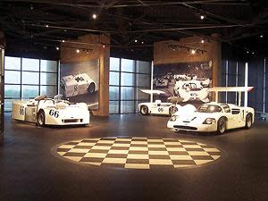 Permian Basin Petroleum Museum and Chaparral Racecar Gallery