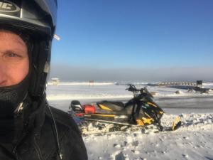 Fair Haven Winter - Snowmobiling