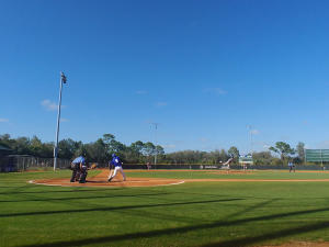 Snowbird Classic Baseball Game
