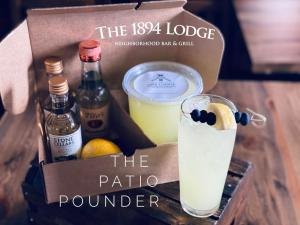 The 1894 Lodge Cocktail Kit