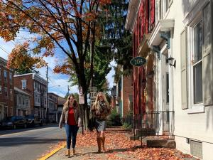 Fall Downtown Mechanicsburg