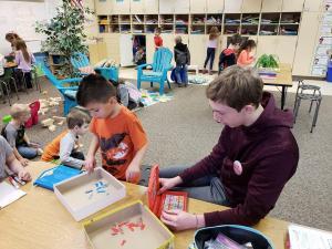 Westfield High School - child care