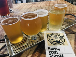Fainting Goat Brewing Co. now open in Downtown Benson, NC.