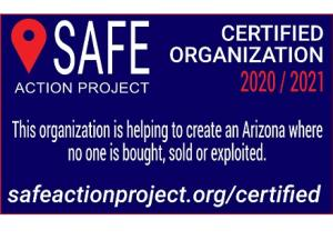 SAFE Action Project 2020/21 Certified Organization