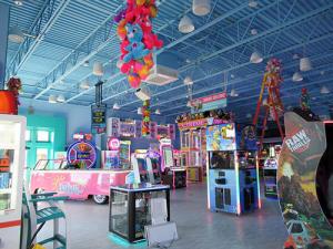 Lulu's Beach Arcade