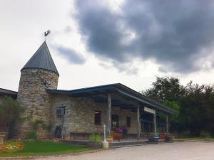 Dry Comal Creek Building