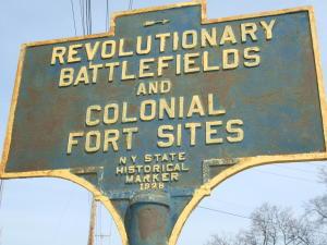 NYS Historical Marker (NPS)