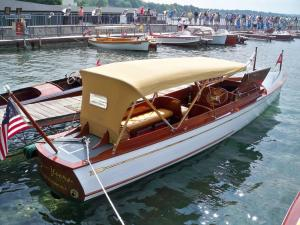 Skaneateles Antique and Classic Boat Show