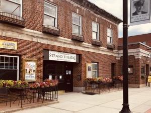 Strand Theatre - Hudson Falls