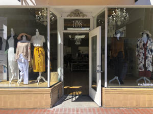 believe boutique exterior