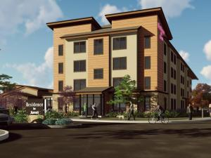 Residence Inn (rendering)