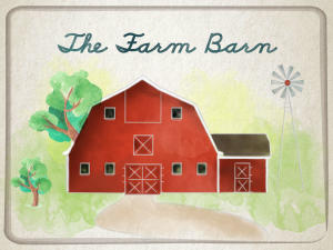 Mennonite Heritage Village: The Farm Barn