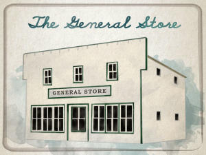 Mennonite Heritage Village: The General Store
