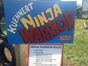 keuhnert ninja warrior course
