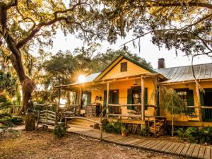The Lodge on Little St. Simons Island