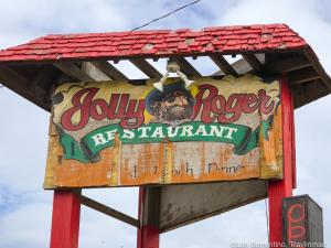 Jolly Roger restaurant, Outer Banks, North Carolina