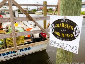 OBX Crabbing, Outer Banks, North Carolina