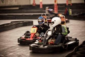 Seattle Southside Rainy Day Activities Sykart Indoor Racing