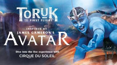 Avatar at Amalie Arena