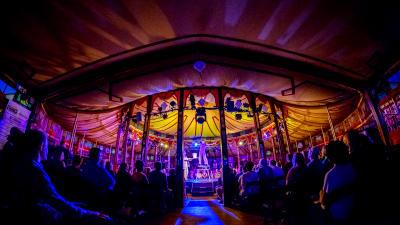 Rochester Fringe Festival Tent