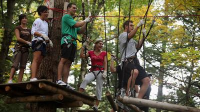 Adirondack Extreme Adventure Course