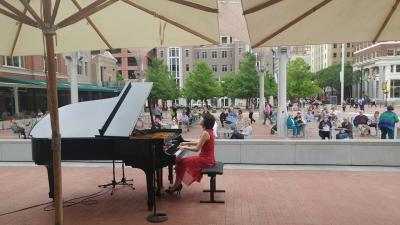 Cliburn Pianist