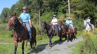 Lehigh Valley Horseback Trail Rides