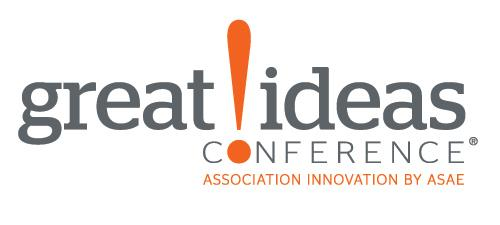 ASAE's Great Ideas Conference logo