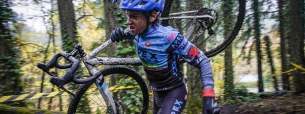 Cyclocross at Fort Steilacoom Park