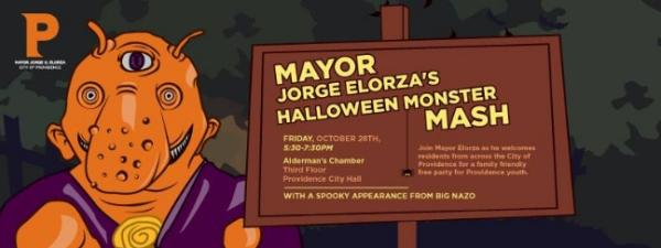 Mayor's Monster Mash