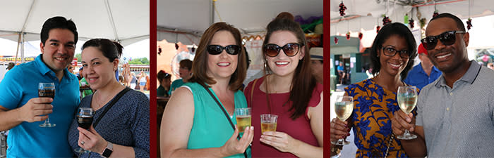 Join the fun at this year's Grapefest, an annual event held in Grapevine, Texas.