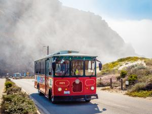 Morro Bay Trolley