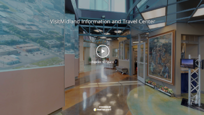 Information & Travel Center Tour