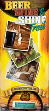 Beer, Wine & Shine brochure small