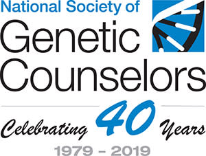 National Society of Genetic Counselors: Celebrating 40 Years, 1979-2019