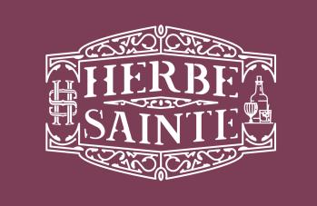 Herbe Sainte logo